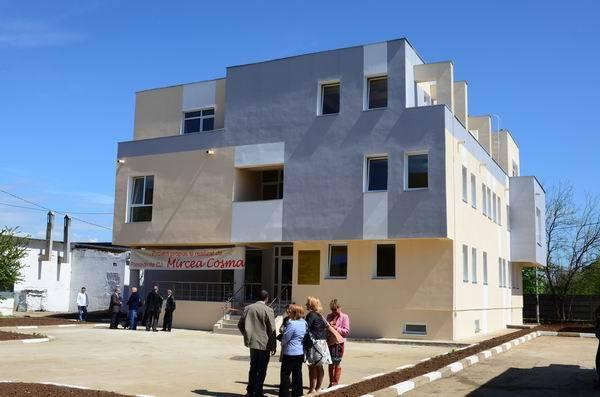 A fost inaugurat noul pavilion administrativ al Spitalului Judeţean