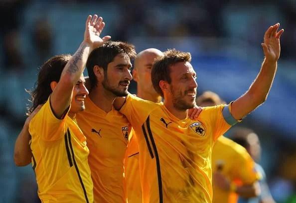 N-au fost nici Steaua, nici Chievo Verona, dar va fi AEK Atena!