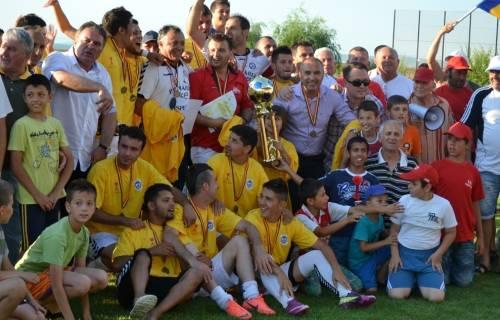 Dacă nu a fost campionatul, bună şi Cupa pentru CS Blejoi Vispeşti!