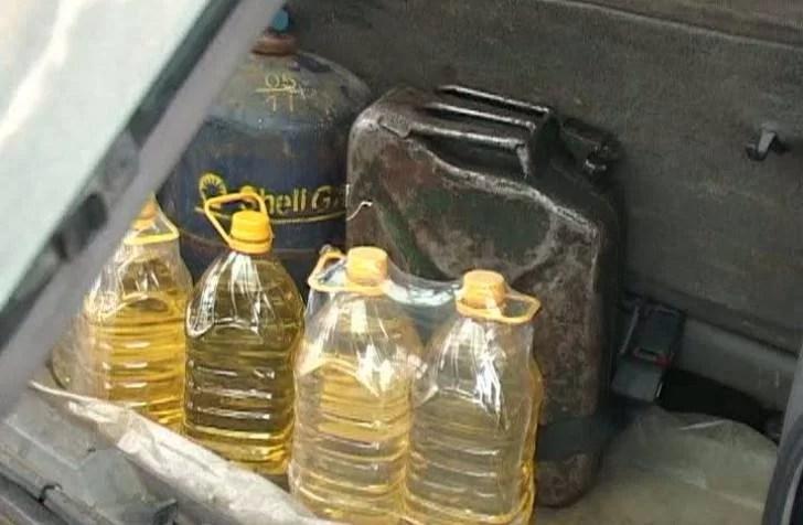 PLOIEŞTI/Şofer RATP prins când fura 30 de litri de motorină din autobuzul pe care-l conducea