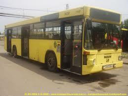 TCE înnoieşte parcul auto cu 10 autobuze… second-hand
