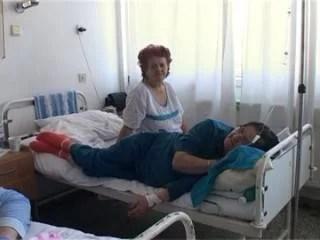 Secția Cardiologie a Spitalului Județean Ploiești, luată cu asalt de pacienți