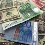 Euro crește în prima ședință din mai