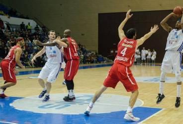 Sala Olimpia – tot fără noroc pentru CSU Asesoft, în EuroCup