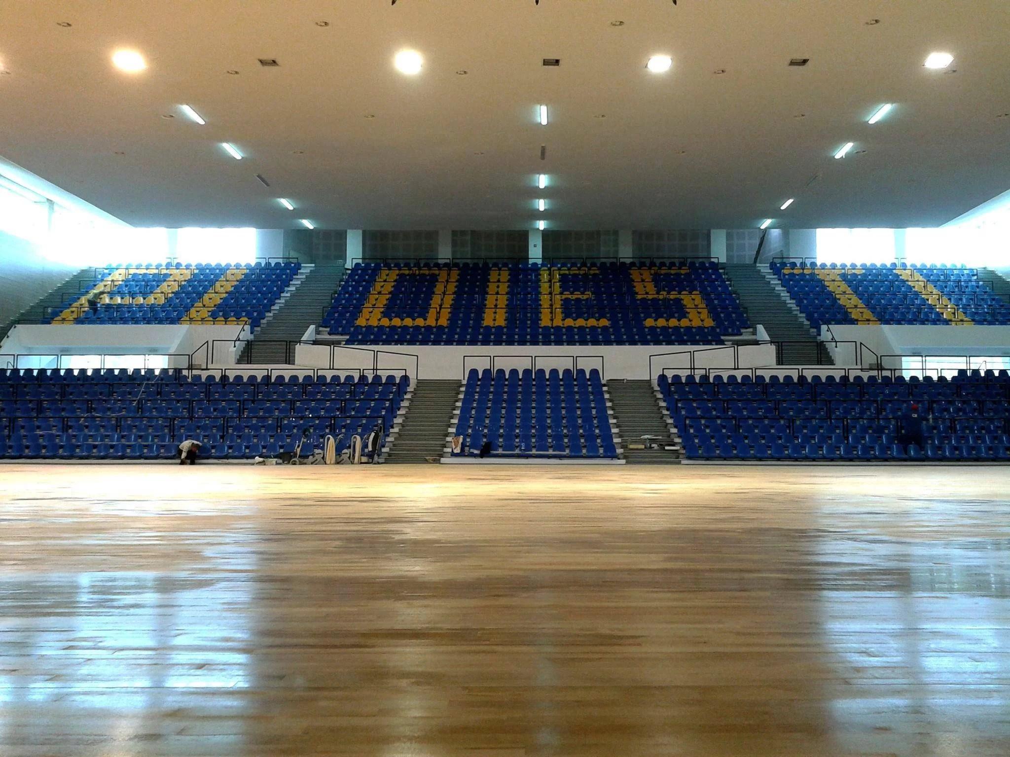 După mai mult de doi ani de renovare și extindere, sala Olimpia își deschide porțile cu prezentarea campioanei baschetului masculin, CSU Asesoft