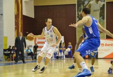 Filip Adamovic a ratat, în ultima secundă, șansa de a o trimite pe CSU Asesoft în prelungiri, la Ierusalim