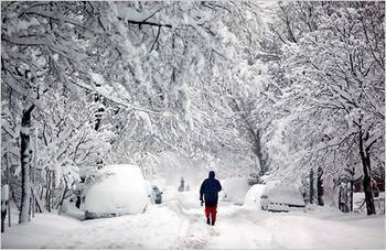 Vânt puternic, ninsoare şi viscol. Avertizare meteo