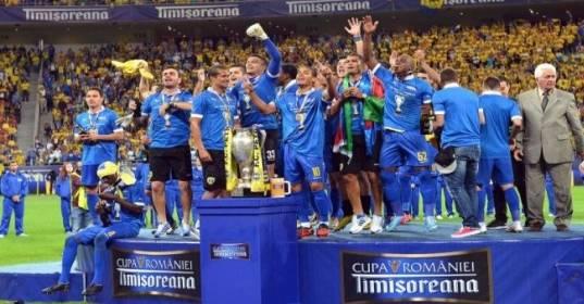 S-au stabilit zilele și orele de desfășurare a dublei manșe din semifinalele Cupei României-Timișoreana