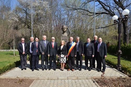 """96 de ani de la Unirea Basarabiei cu România, sărbătoriţi la Muzeul """"Constantin Stere"""" Bucov"""