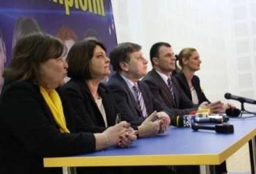 Mircea Roşca vrea 46.000 de voturi pentru PNL în Prahova