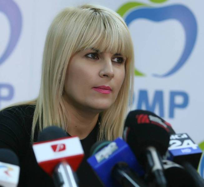 Elena Udrea – noul preşedinte PMP