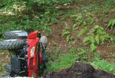 Tânără moartă într-un accident cu ATV-ul pe Valea Azugii