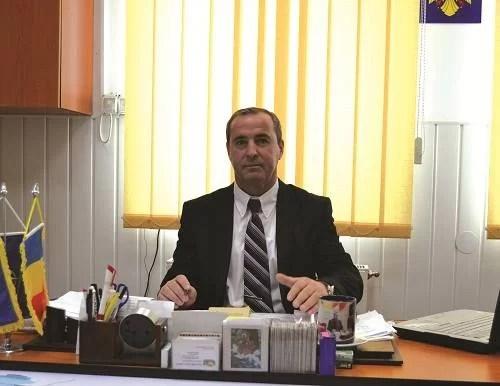 Sandu Tudor – primarul ales al comunei Păuleşti