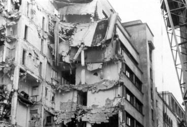 40 de ani de la cutremurul din 1977. Lista blocurilor cu bulină roşie din Ploieşti