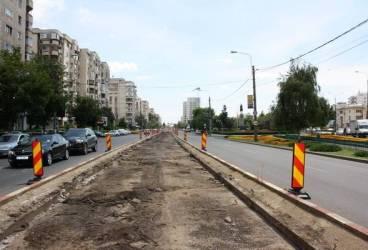 Restricţii de circulaţie pe strada Gheorghe Doja