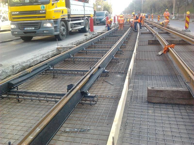 Noi restricţii de circulaţie în Ploieşti pe traseul de tramvai 101