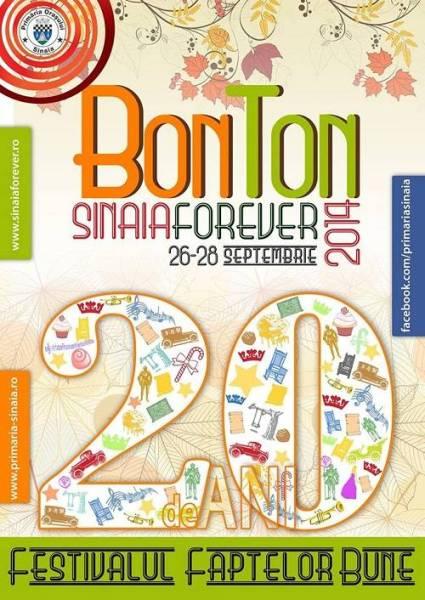 Sinaia Forever, ediţia 2014, evenimentul anului pe Valea Prahovei