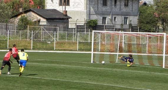 După șocul debutului nefast, Fortuna s-a cocoțat pe locul secund al Seriei Vest din Liga a II-a!