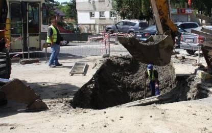 Reacţia primăriei după ce Distrigaz a spart străzile din Ploieşti