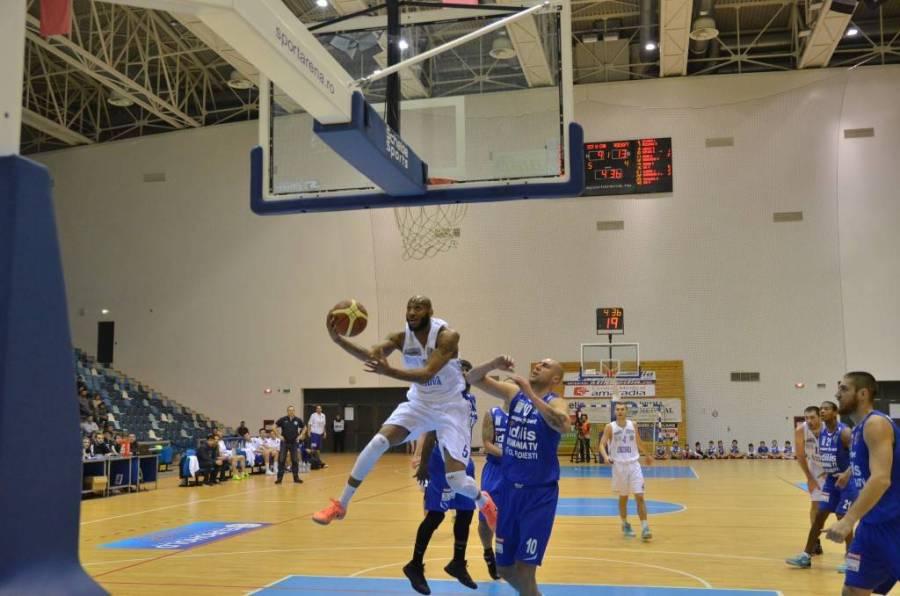 CSU Asesoft – victorie de moral la Craiova, în LNBM, înainte de meciul cu Banvit