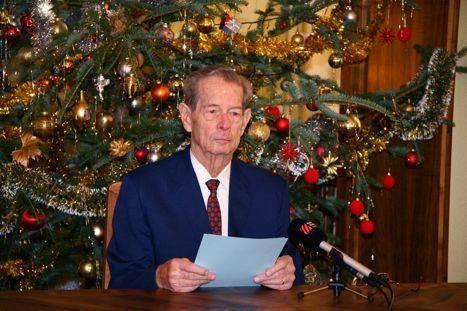 Mesajul Majestății Sale Regelui Mihai I de Crăciun 2014