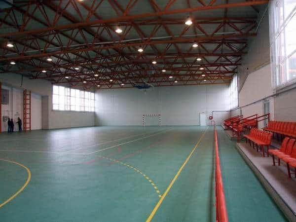 Sală de sport cu 180 de locuri în Azuga