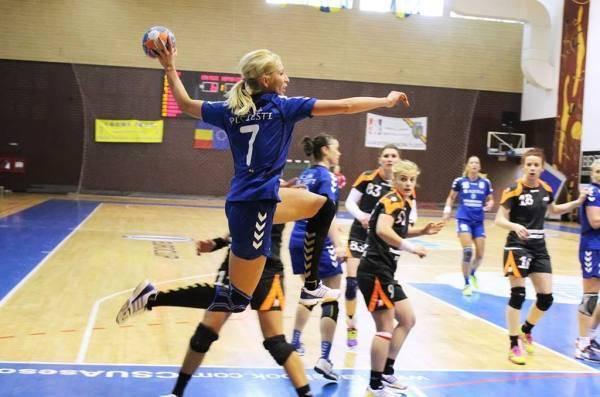 Sezon regulat închis cu o victorie de fetele de la CSM Ploiești