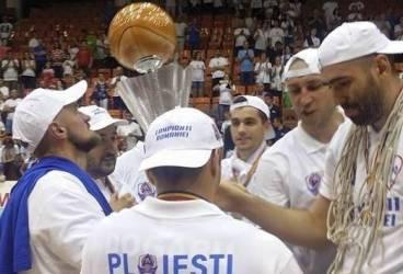 Cadoul lui Sașa pentru Dado: al 11-lea titlu de campion cucerit de ei doi împreună cu jucători minunați!