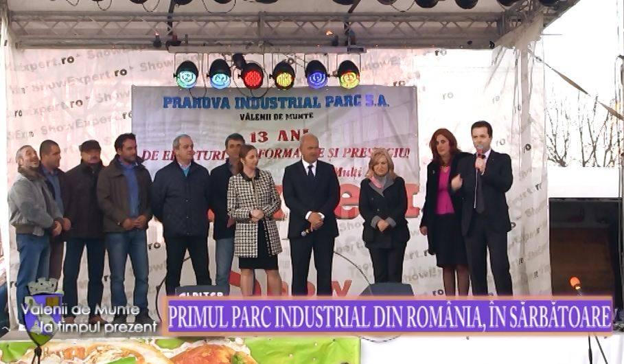 Valenii de Munte la timpul prezent 30 oct 2015 13 ani de Parc Industrial p 1