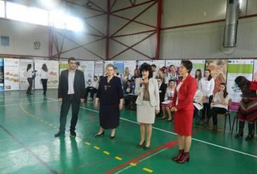 Târgul Firmelor de Exerciţiu – un proiect reuşit al Colegiului Virgil Madgearu Ploieşti