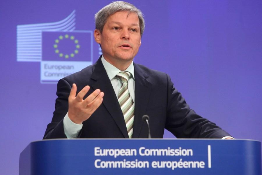 Guvernul Dacian Cioloş. Lista miniştrilor
