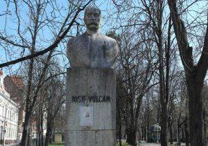 Bustul lui Iosif Vulcan