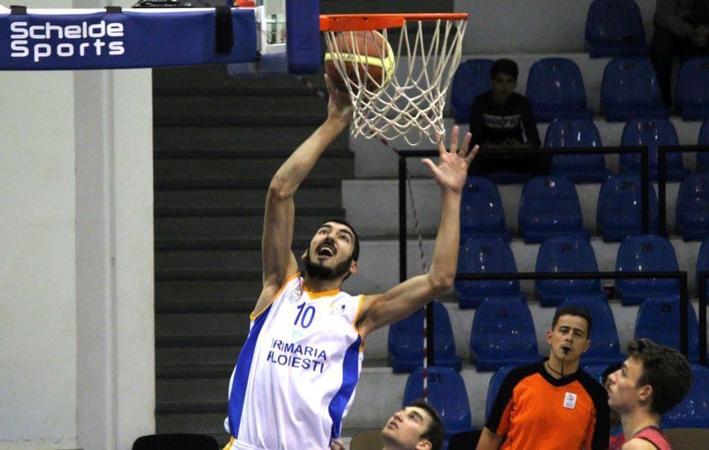 Sigură de intrarea în turneul semifinal de baschet masculin din Divizia A, CSM Ploiești primește întăriri