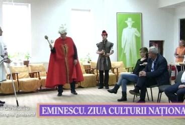 Valenii de Munte la timpul prezent 22 ian 2016 Eminescu Ziua Culturii Nationale p 2