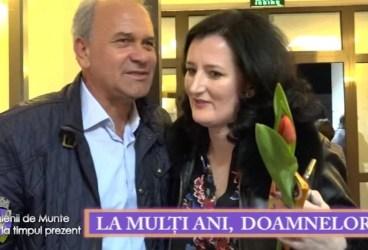 Valenii de Munte la timpul prezent 11 martie 2016 La multi ani doamnelor p 1