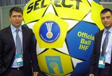 Romeo Ștefan – ploieșteanul care va conduce o finală de cupă europeană, la handbal masculin