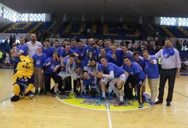 Trei din trei! CSM Ploiești a câștigat Final Four-ul de promovare în Liga Națională de Baschet Masculin