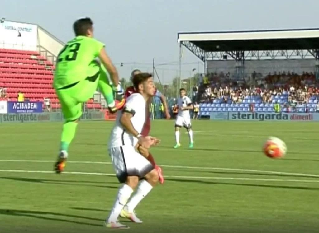 A început ediția 2016-2017 a campionatului Ligii 1 de fotbal. Fostul petrolist Marinescu a debutat la FC Voluntari