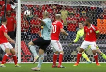 WALES = BRIN! Galezii Bale & Co., singurii britanici care continuă la EURO și vor juca împotriva Portugaliei, în semifinale