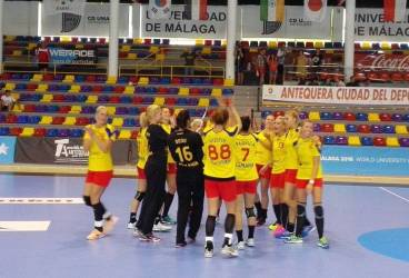 Nicoleta Tudor și Elena Șerban – vicecampioane mondiale universitare! Handbalistele de la CSM Ploiești au jucat în finala pierdută în fața Spaniei
