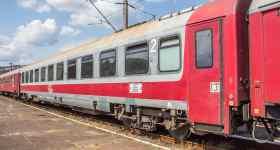 Bărbat călcat de tren în Gara Crivina
