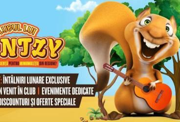 La Ploiești Shopping City, cei mici sunt invitați la cea mai mare petrecere de lansare: inaugurarea Clubului lui Rontzy