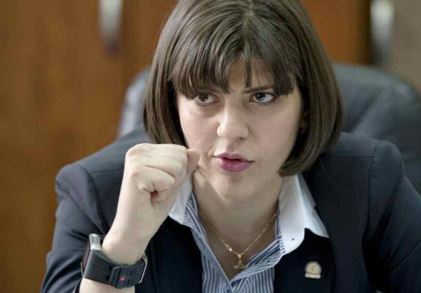 Reacţia Laurei Codruţa Kovesi după ce ministrul Justiţie a cerut revocarea sa