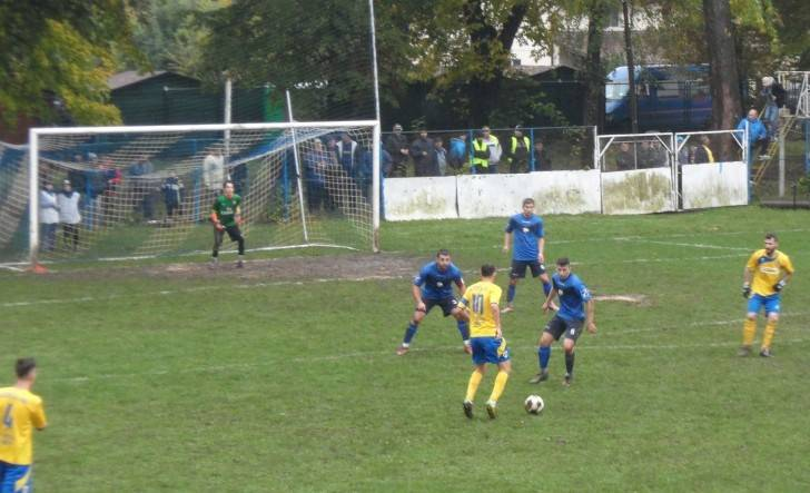 Locul unde nu se poate juca fotbal: arena din Breaza! Stop celor opt victorii consecutive ale Petrolului '52