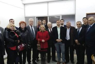Ion Eparu, Sebastian Ghiță și Daniel Savu deschid lista candidaților PRU pentru parlamentare