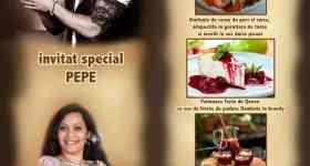 Petrecere latino sâmbătă,22 octombrie,la Casa Seciu – Grand Event  Ballroom. Pepe invitat special. Preparate gătite de Masterchef Jesica