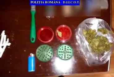 Grupare infracțională specializată în trafic de droguri de mare risc, destructurată