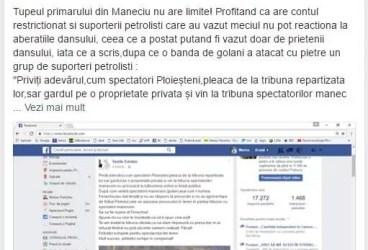 Meciul Marius Fenichiu – Vasile Cordoş a intrat în prelungiri
