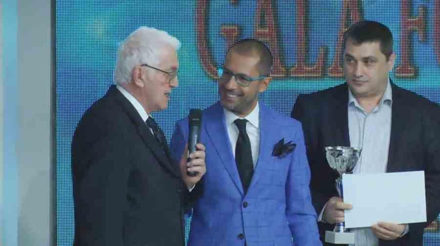 Mircea Dridea – premiat de Clubul Român al Jurnaliștilor pentru întreaga activitate