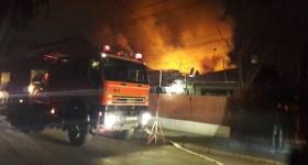 Al treilea incendiu la casa cu mulți câini din cartierul ploieștean Dorobanțul s-a sfârșit cu moartea proprietarei
